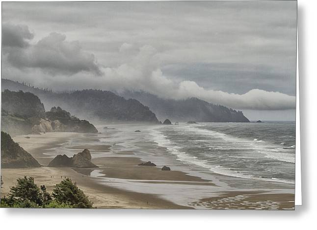 Oregon Dream Greeting Card