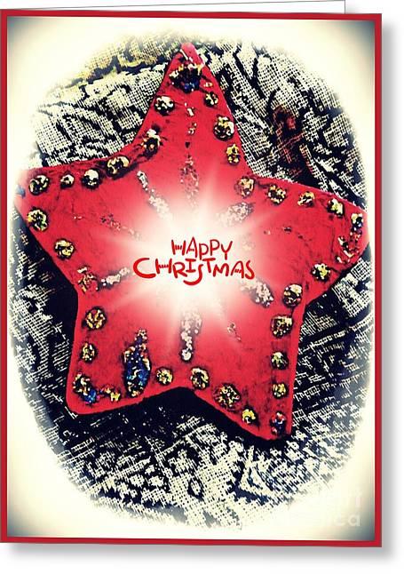Ornaments 15 Card 3 Greeting Card by Sarah Loft