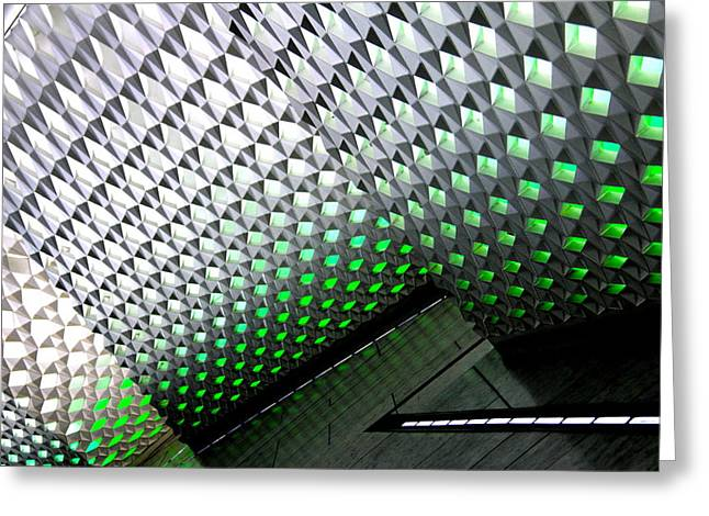 Oslo Opera Norway 167 Greeting Card by Per Lidvall