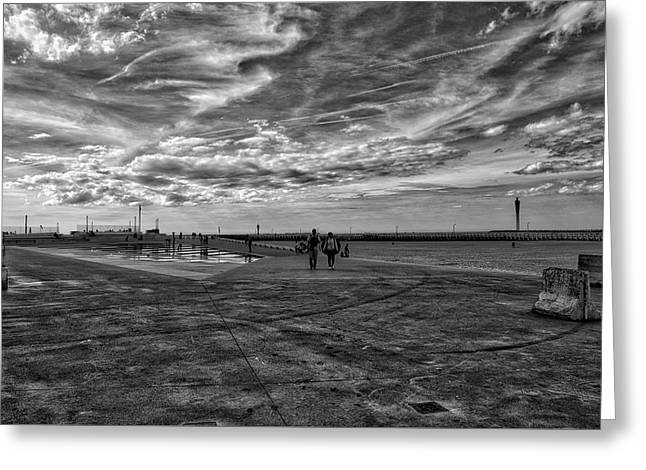 Ostend 1 Greeting Card