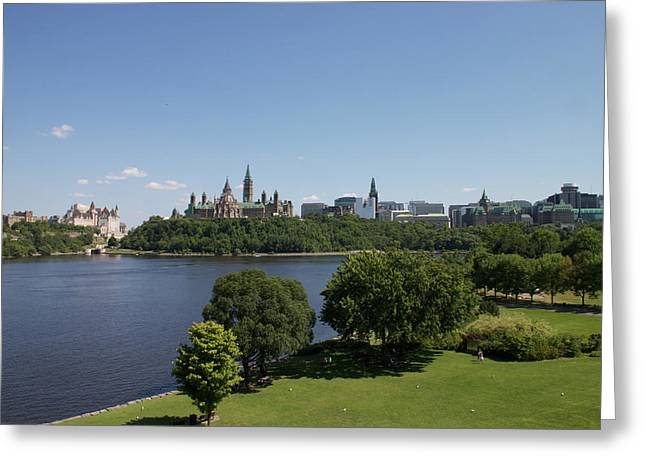 Ottawa Greeting Card
