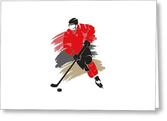 Ottawa Senators Player Shirt Greeting Card