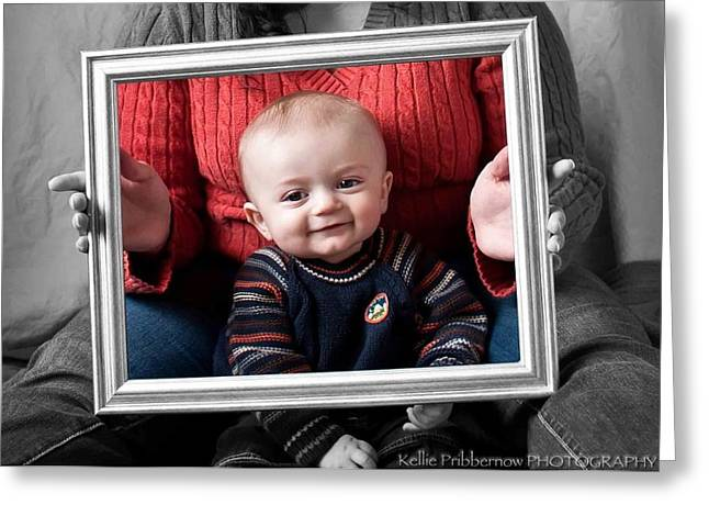 Our Grandson Greeting Card