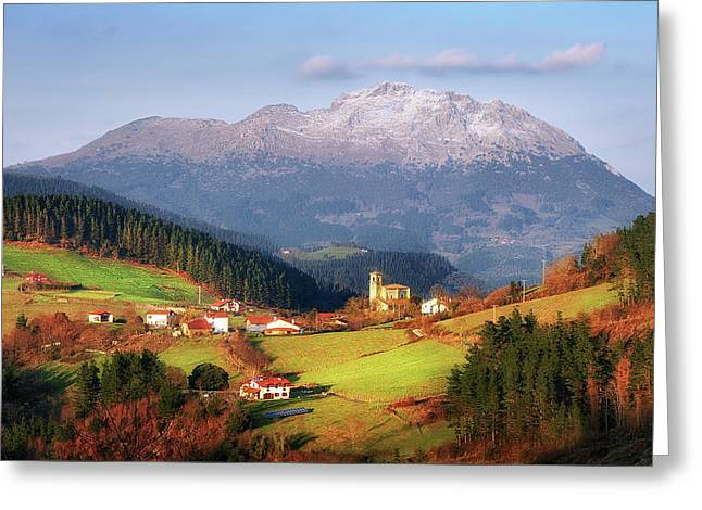 Our Little Switzerland Greeting Card