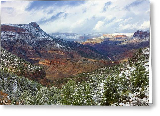 Our Other Grand Canyon Greeting Card