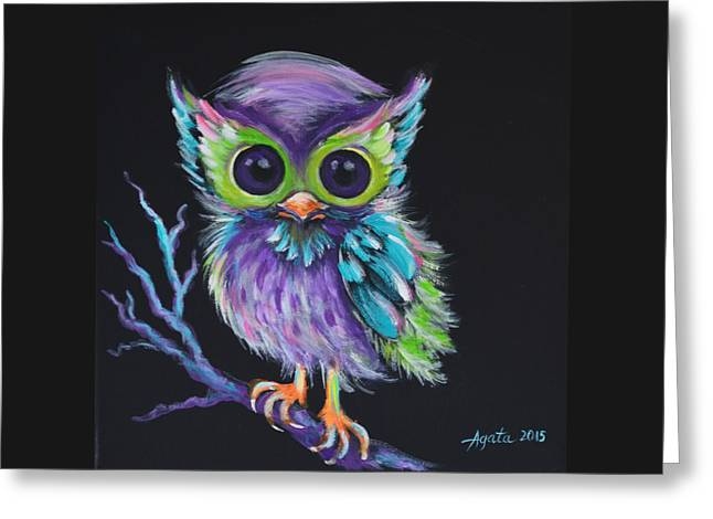 Owl Be Your Friend Greeting Card