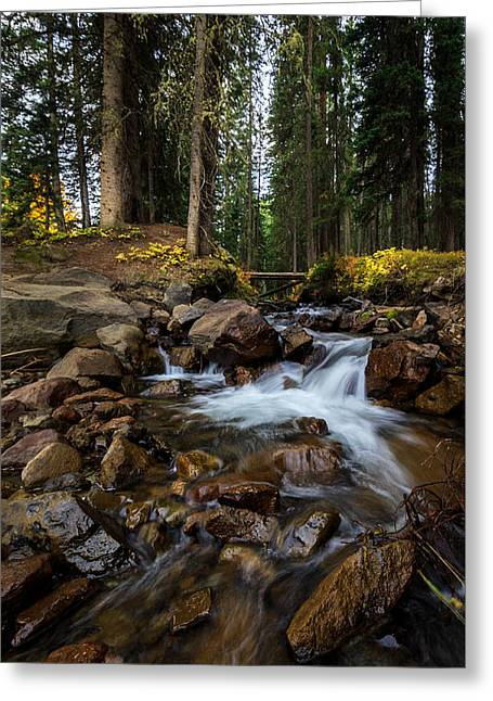 Owl Creek Cathedral Greeting Card
