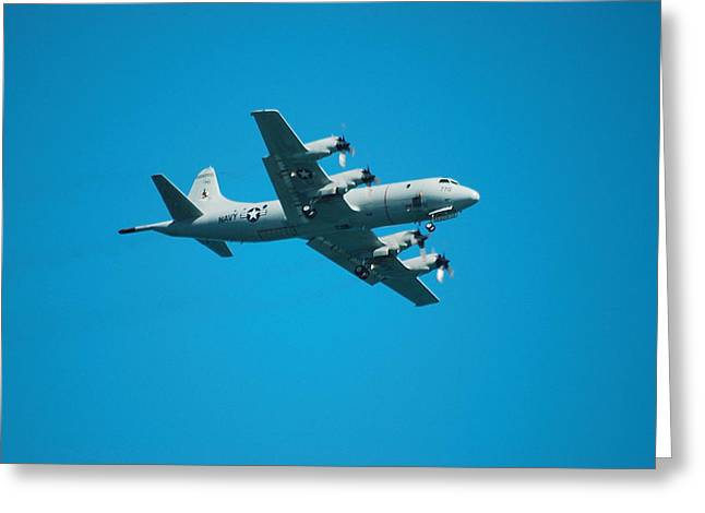 P 3 Orion Greeting Card by Michael Peychich