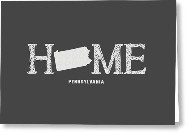 Pa Home Greeting Card