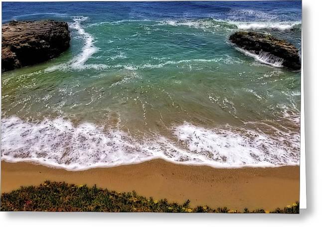 Pacific Coast Greeting Card