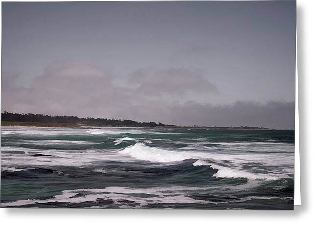 Pacific Grove II Greeting Card
