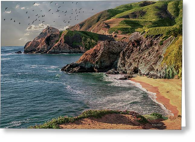Pacifica Bay Greeting Card