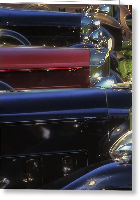Packard Row Greeting Card
