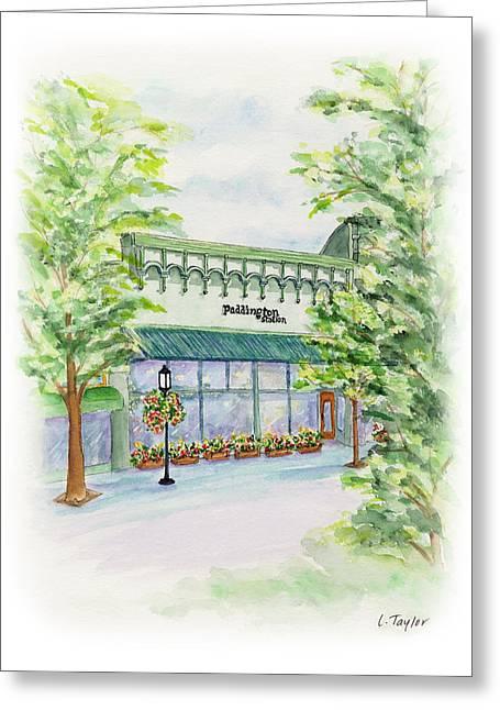 Paddington Station Greeting Card