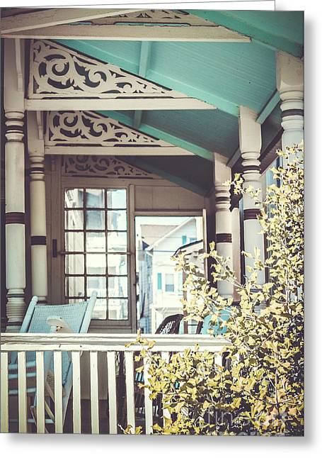 Painted Porch Greeting Card