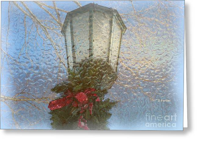 Paix Sur Terre / Peace On Earth Greeting Card