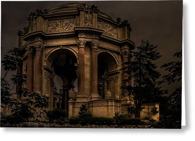 Greeting Card featuring the photograph Palace Of Fine Arts - San Francisco by Ryan Photography