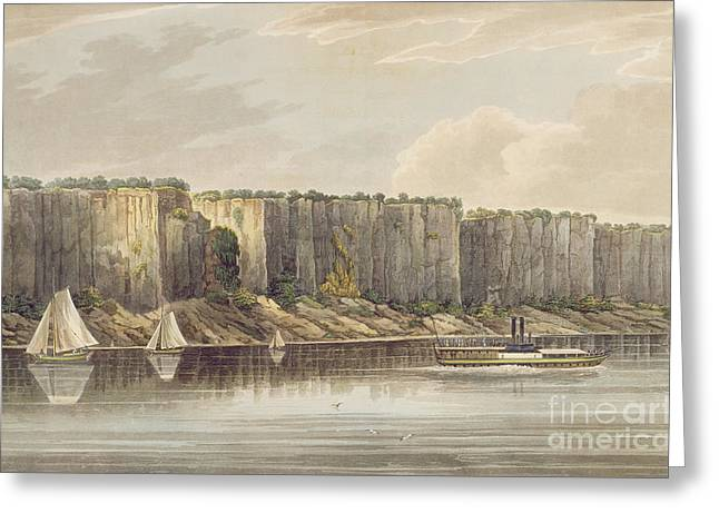 Palisades Greeting Card