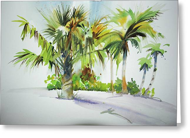 Palm Sunday Greeting Card