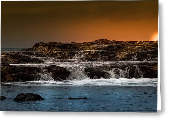 Palos Verdes Coast Greeting Card