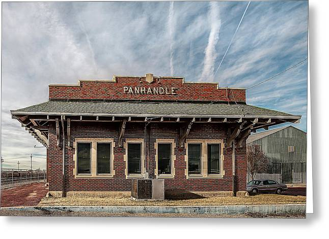 Panhandle Depot Greeting Card