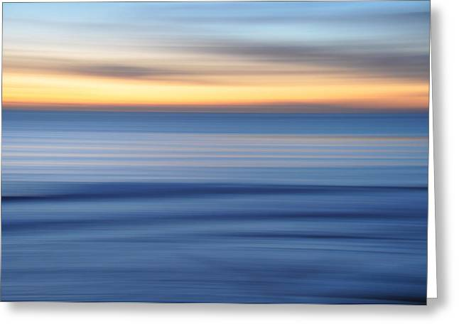 Panning Greeting Card by Kelly Wade