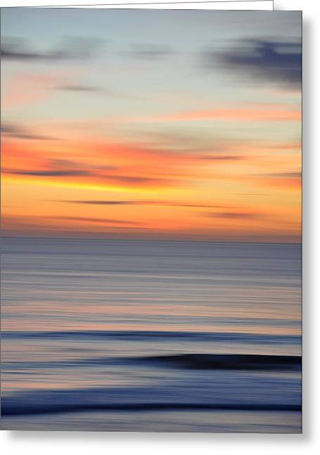 Panning Swamis Greeting Card by Kelly Wade