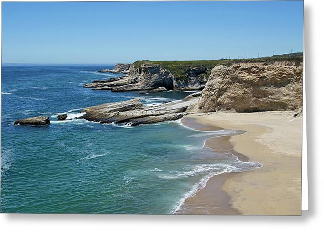 Panther Beach Santa Cruz County Photograph By Brendan Reals