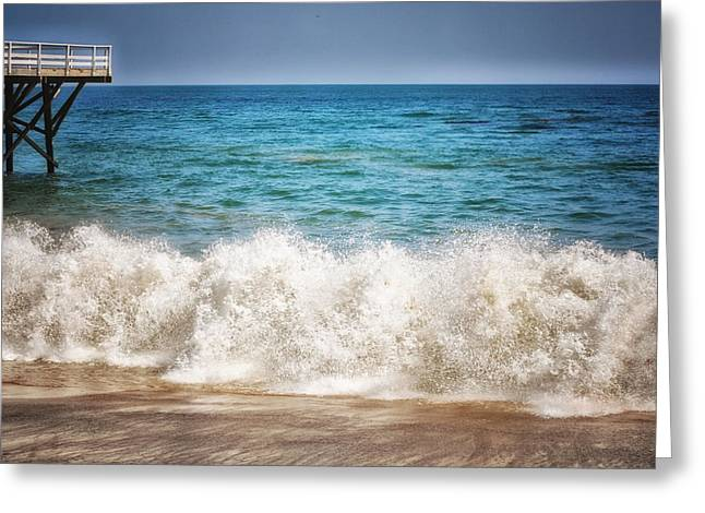 Paradise Cove Greeting Card