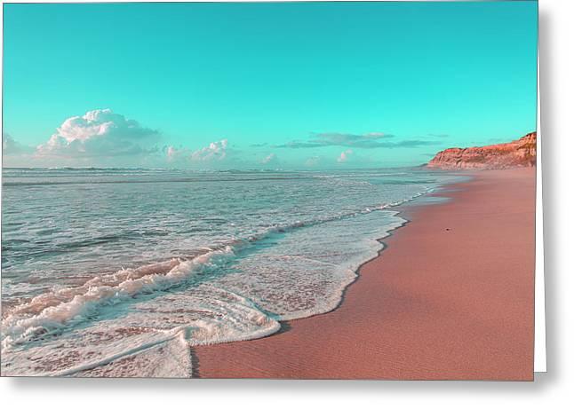 Paradisiac Beaches Greeting Card