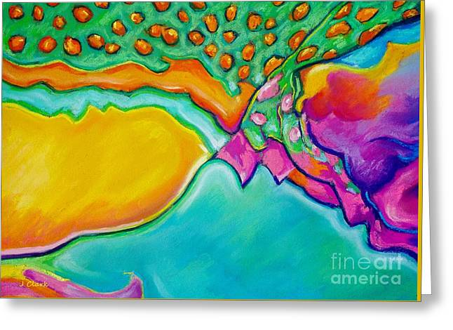 Parrotfish 2 Greeting Card
