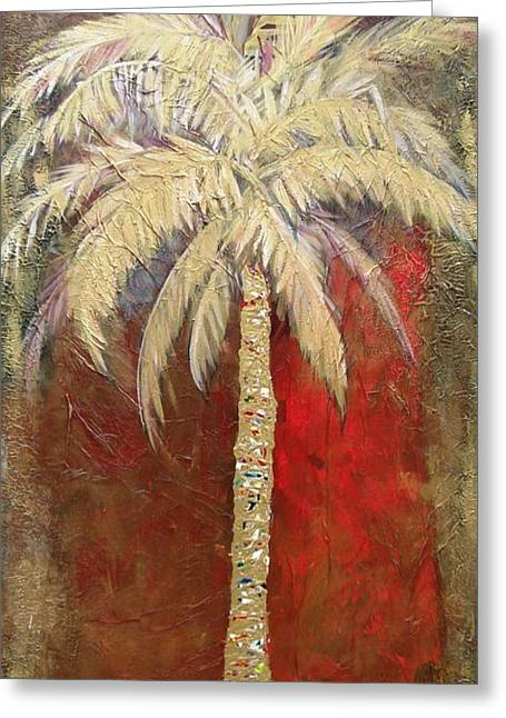 Passion Palm Greeting Card