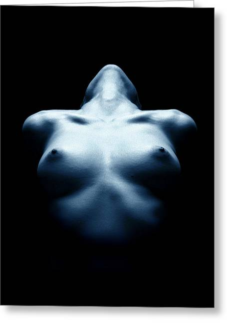 Orgasm Greeting Cards - Passion Greeting Card by Tim Booth