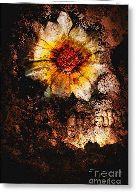 Past Life Resurrection Greeting Card by Jorgo Photography - Wall Art Gallery