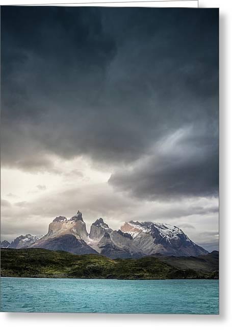 Patagonia Storm Greeting Card