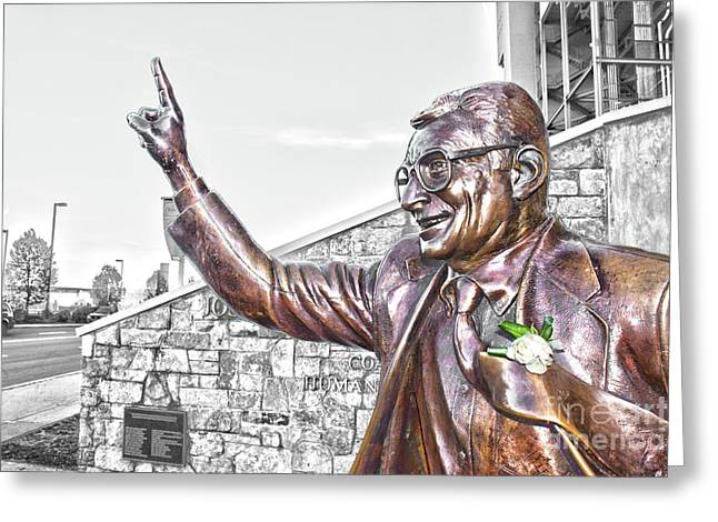Paterno Greeting Card by Tom Gari Gallery-Three-Photography