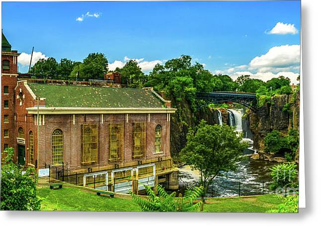 Paterson Great Falls National Historical Park  Greeting Card