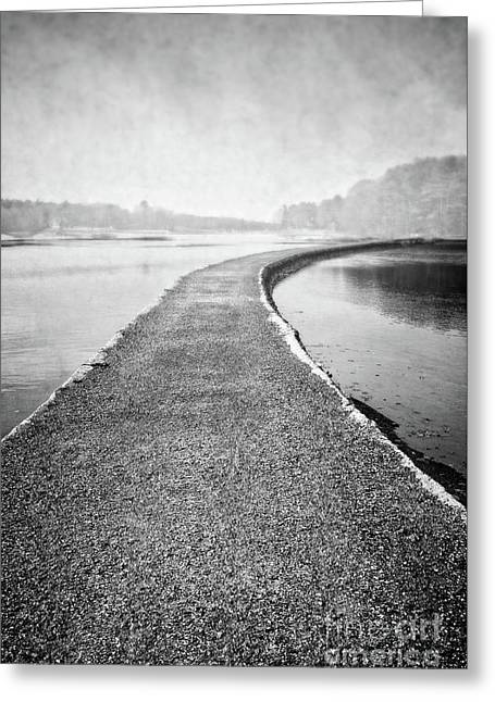 Path To The Beyond Greeting Card