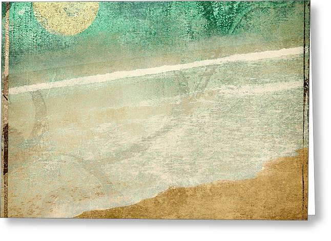 Patina II Greeting Card by Mindy Sommers