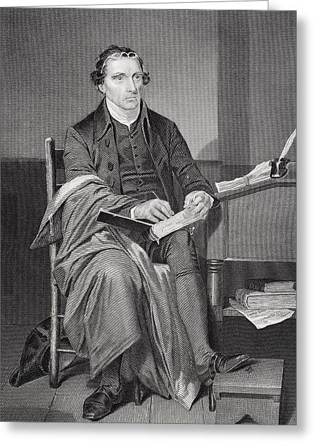 Patrick Henry 1736-1799. American Greeting Card by Vintage Design Pics