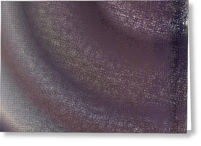 Greeting Card featuring the digital art Pattern 218 by Marko Sabotin