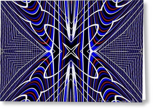 Pattern Play Greeting Card