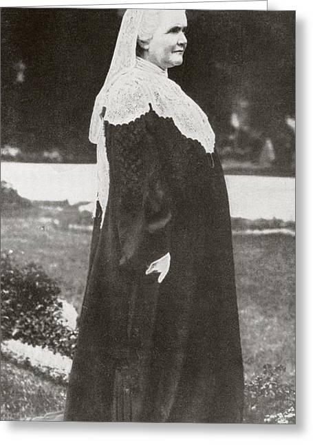 Pauline Elisabeth Ottilie Luise Zu Greeting Card by Vintage Design Pics