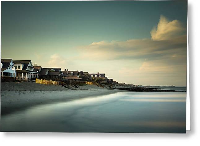 Pawleys Island, One Hour Till Sunset Greeting Card by Ivo Kerssemakers
