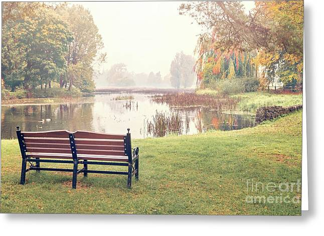 Peace Of Autumn Greeting Card