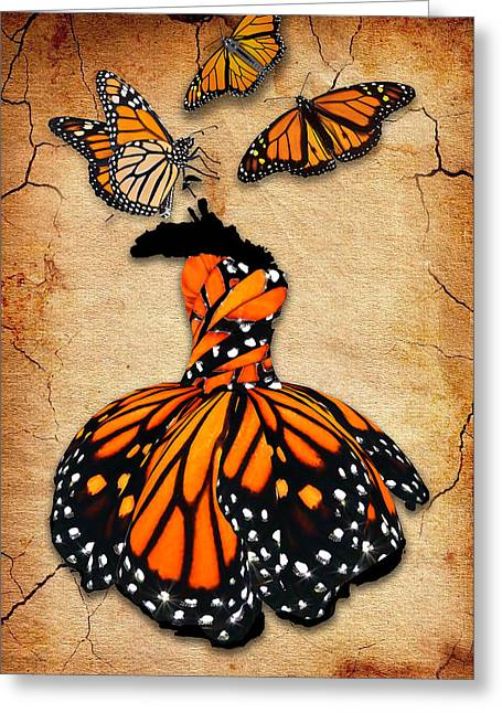 Greeting Card featuring the mixed media Peace Of Mind by Marvin Blaine