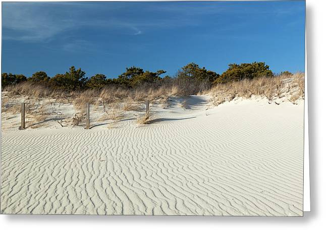 Greeting Card featuring the photograph Peaceful Cape Cod by Michelle Wiarda