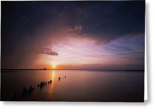 Peaceful End Greeting Card