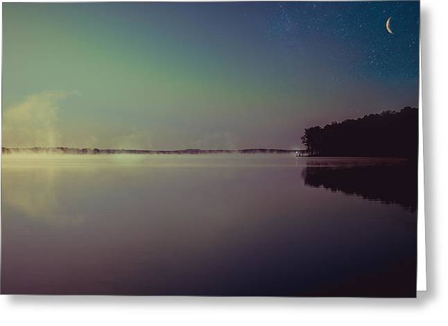 Peaceful Sunrise Greeting Card