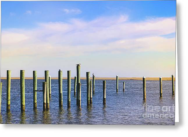 Greeting Card featuring the photograph Peaceful Tranquility by Colleen Kammerer